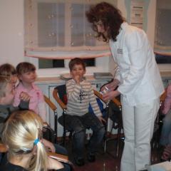 Klasse Frau Voss 21.01.201000